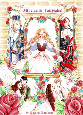 Couverture Illustrated Fairytales, tome 1