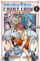Couverture Fairy Tail : 100 years quest, tome 2 Editions Pika 2019