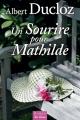 Couverture Un sourire pour Mathilde Editions de Noyelles 2017