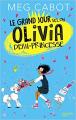 Couverture Olivia demi-princesse, tome 2 : Le grand jour selon Olivia demi-princesse Editions Hachette 2016