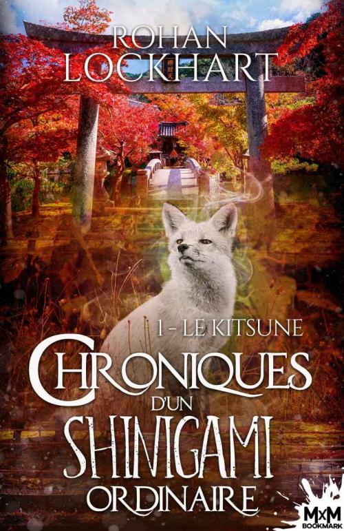Couverture Chroniques d'un shinigami ordinaire, tome 1 : Le Kitsune