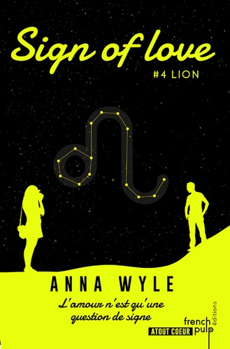 Couverture Sign of love, tome 4 : Lion