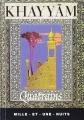 Couverture Quatrains Editions Mille et une nuits 1995