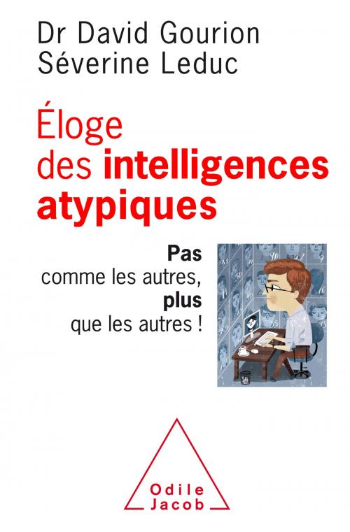 Couverture Eloge des intelligences atypiques