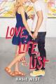 Couverture L'amour, la vie et ma liste Editions HarperTeen 2017