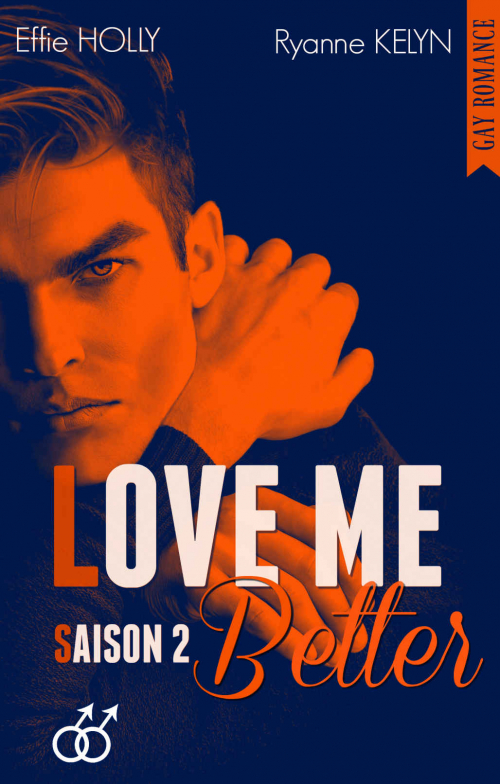 Couverture Love me, tome 2 : Better