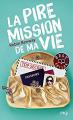 Couverture La pire mission de ma vie, tome 1 Editions Pocket (Jeunesse) 2019