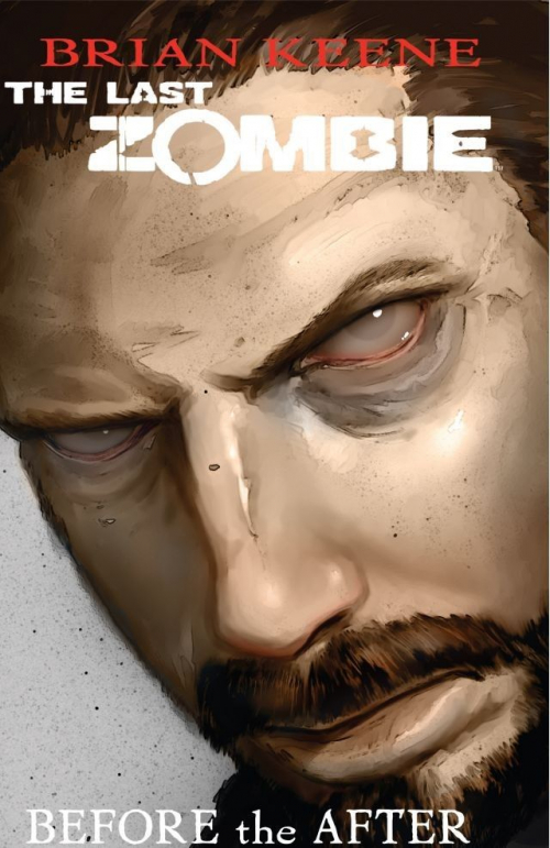 Couverture The Last Zombie, tome 4: Before the After