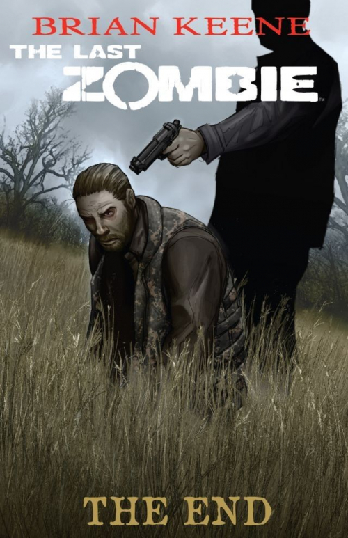 Couverture The Last Zombie, tome 5: The End