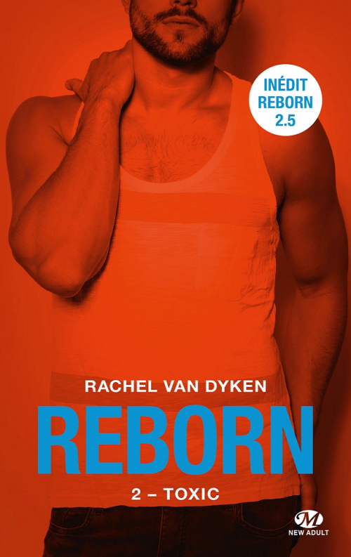 Couverture Reborn, tome 2 : Toxic