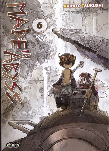 Couverture Made in Abyss, tome 6