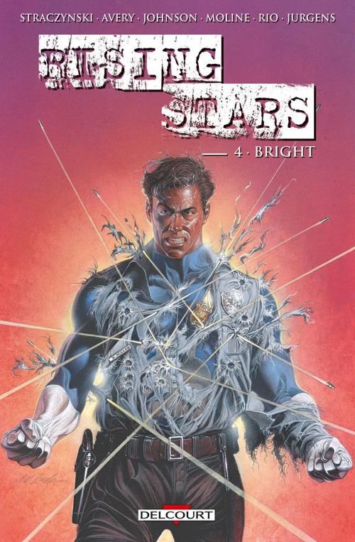 Couverture Rising Stars (Delcourt), tome 4 : Bright