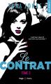 Couverture Le contrat, tome 3 Editions Hugo & cie (Poche - New romance) 2018