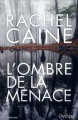Couverture L'ombre de la Menace Editions L'archipel (Suspense) 2019