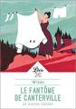 Couverture Le fantôme de Canterville et autres contes / Le fantôme de Canterville et autres nouvelles Editions Librio 2018