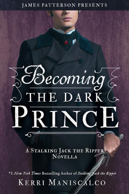 Couverture Stalking Jack the Ripper, book 3.5 : Becoming the Dark Prince