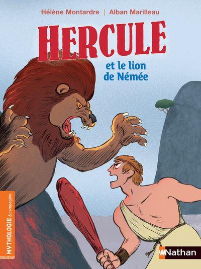 Couverture Hercule et le lion de Némée