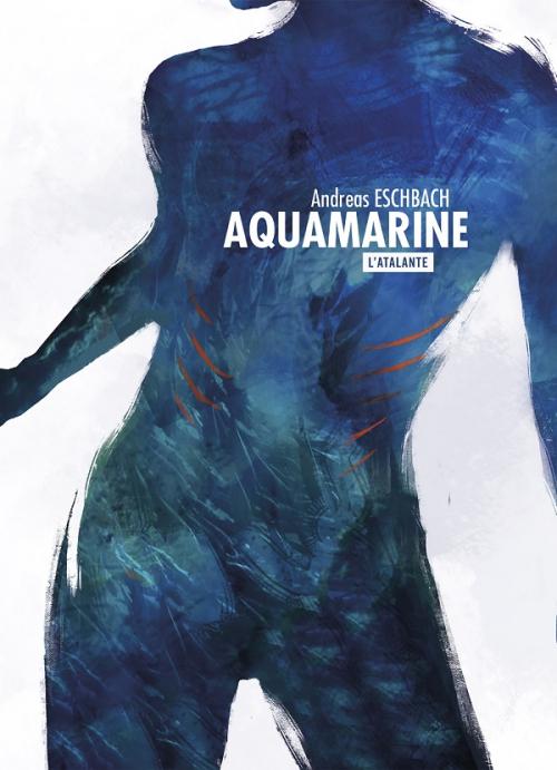 Couverture Aquamarine, tome 1
