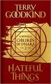 Couverture Les Enfants de D'Hara, tome 2 : Les Carnassiers de la Haine Editions Head of zeus 2019