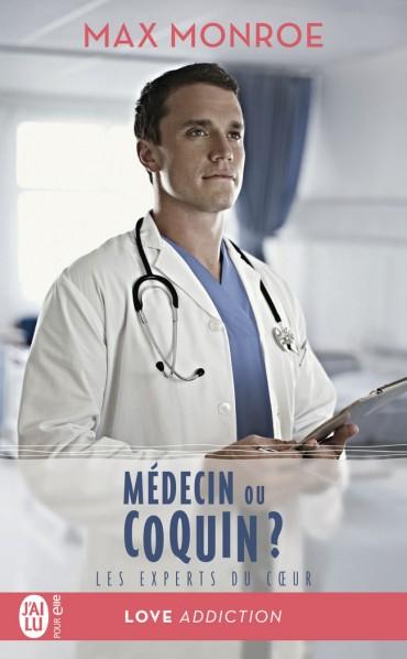 Couverture Les experts du coeur, tome 2 : Médecin ou coquin ?