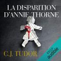 Couverture La disparition d'Annie Thorne Editions Audible studios 2019