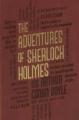 Couverture Les aventures de Sherlock Holmes Editions Thunder Bay Press (Word Cloud Classics) 2012