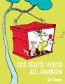 Couverture Les Oeufs verts au jambon Editions Le Nouvel Attila 2017