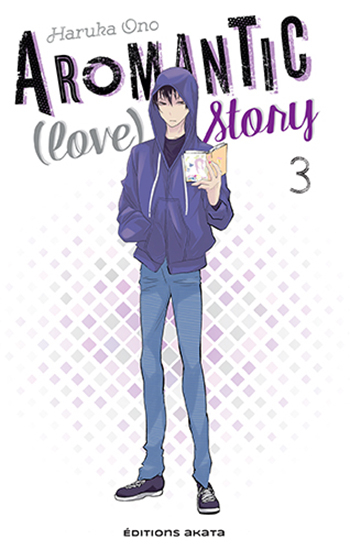 Couverture Aromantic (love) story, tome 3