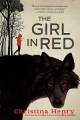 Couverture The Girl in Red  Editions Berkley Books 2019