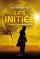 Couverture Les Initiés, tome 1 : Tomas et le réseau invisible Editions Rageot (Poche) 2019