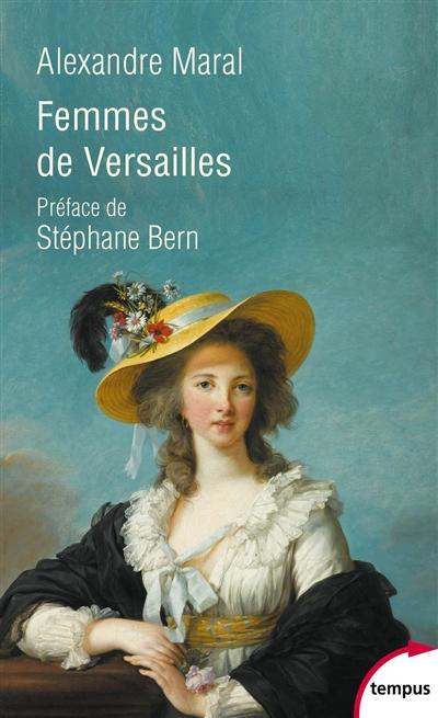 Couverture Femmes de Versailles