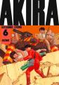 Couverture Akira (noir et blanc), tome 6 Editions Glénat (Seinen) 2019