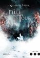 Couverture Winternight, tome 2 : La Fille dans la Tour Editions Denoël (Lunes d'encre) 2019