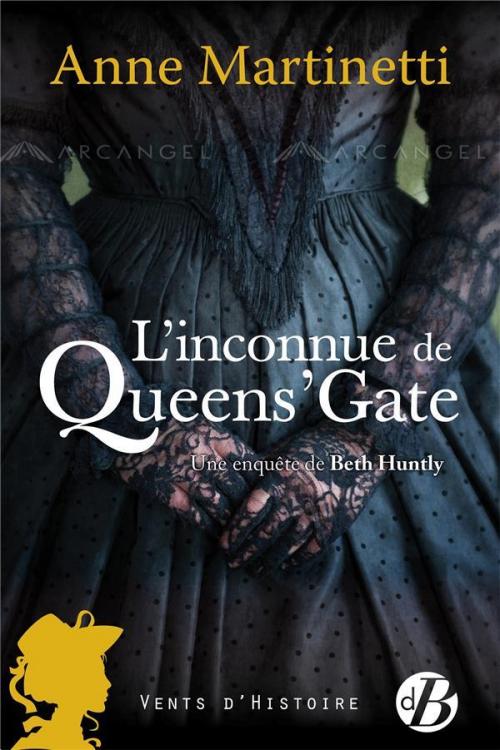 Couverture L'inconnue de Queen's Gate