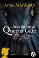 Couverture L'inconnue de Queen's Gate Editions de Borée (Vents d'histoire) 2019