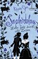 Couverture Trilogie des gemmes, tome 2 : Bleu saphir Editions Arena 2015