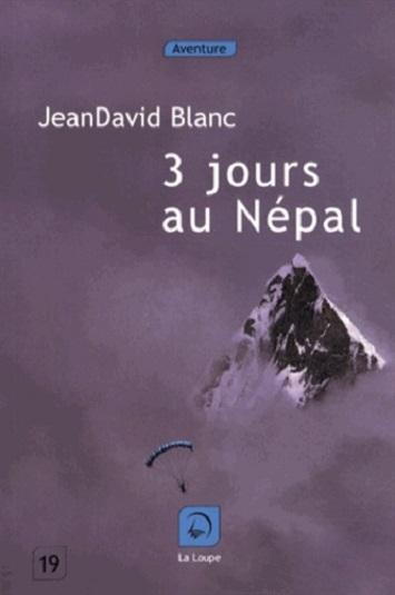 Couverture 3 jours au Népal