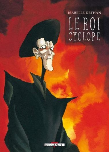Couverture Le Roi Cyclope, intégrale