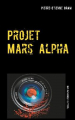 Couverture Projet Mars Alpha Editions Books on demand 2019