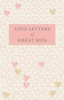 Couverture Love Letters Of Great Men