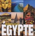Couverture Merveilles d'Égypte Editions White Star 2009