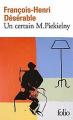 Couverture Un certain M. Piekielny Editions Folio  2017