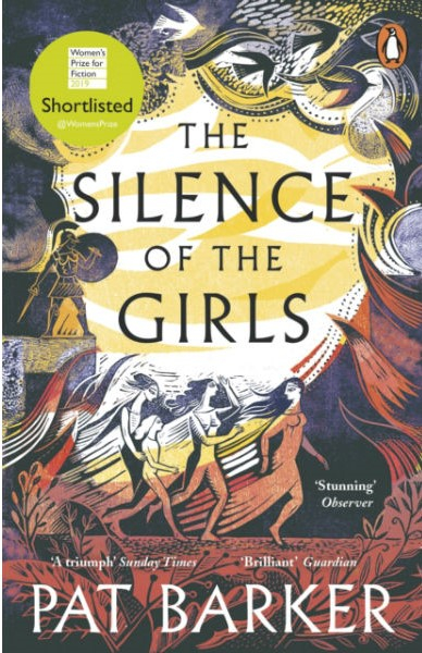 Couverture The Silence of the Girls