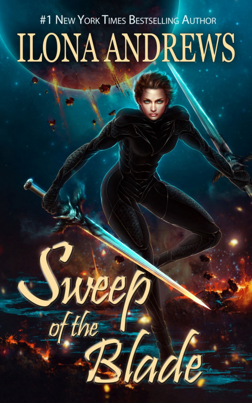 Couverture Innkeeper Chronicles, book 4: Sweep of the Blade