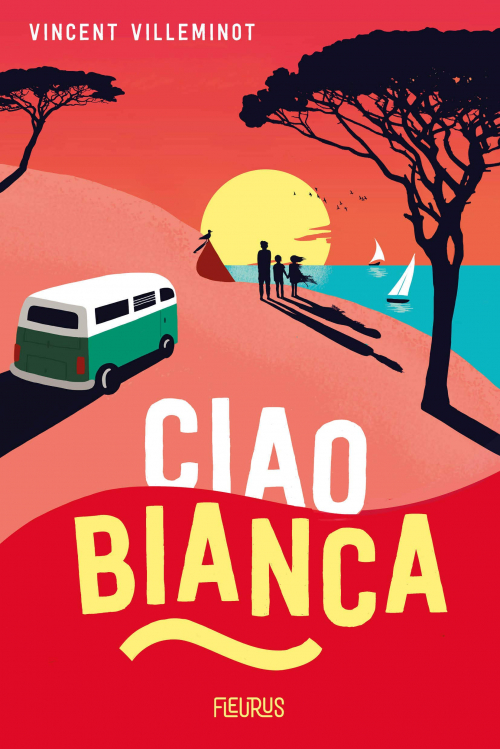 Couverture Ciao Bianca