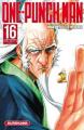 Couverture One-punch man, tome 16 Editions Kurokawa (Shônen) 2019