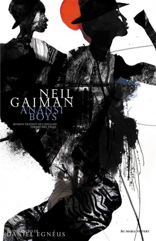 Couverture Anansi boys