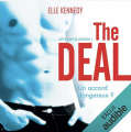 Couverture Off-campus, tome 1 : The deal Editions Audible studios 2017