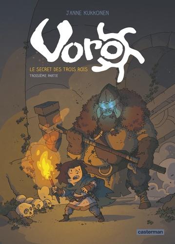 Couverture Voro : Le secret des trois rois, tome 3