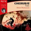 Couverture Cherub, tome 02 : Trafic Editions Audible studios 2018